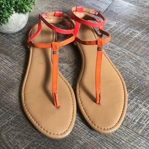 CALVIN KLEIN Sandals - size 8.5